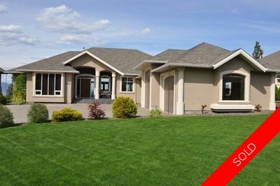 Kelowna Single Family Residence for sale:  4 bedroom 4,600 sq.ft. (Listed 2014-04-13)