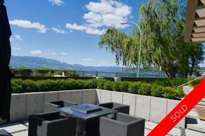 Kelowna Townhouse for sale: The Beach Houses 3 bedroom 3,022 sq.ft. (Listed 2011-10-11)