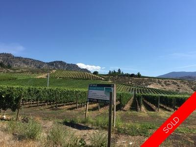 Oliver Vineyard for sale:    (Listed 2014-10-27)