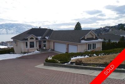 West Kelowna - Lakeview Heights - House for sale: 3 bedroom 3,185 sq.ft. (Listed 2017-02-17)