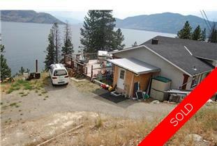 Peachland Single Family Residence for sale:  4 bedroom 1,924 sq.ft. (Listed 2014-02-26)