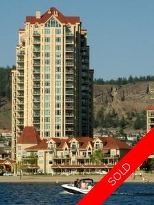 Kelowna Condominium for sale: Sunset Waterfront Resort 1 bedroom 887 sq.ft. (Listed 2011-07-14)