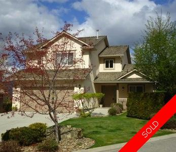 Kelowna Single Family Residence for sale:  5 bedroom 2,623 sq.ft. (Listed 2012-04-25)